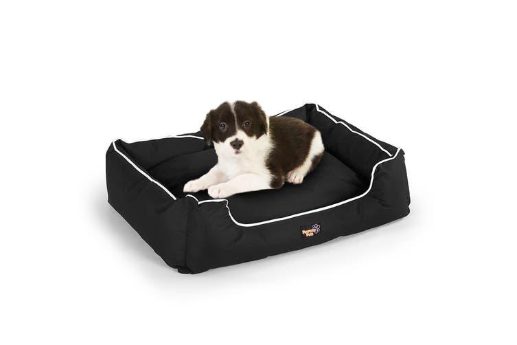 Pawever Pets Heavy Duty Waterproof Dog Bed (Small/Medium)