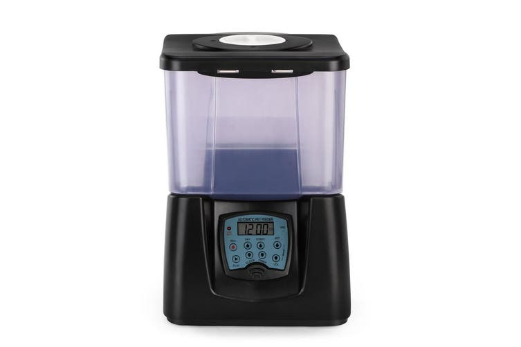 Pawever Pets 10L Automatic Pet Feeder + Automatic Pet Water Feeder