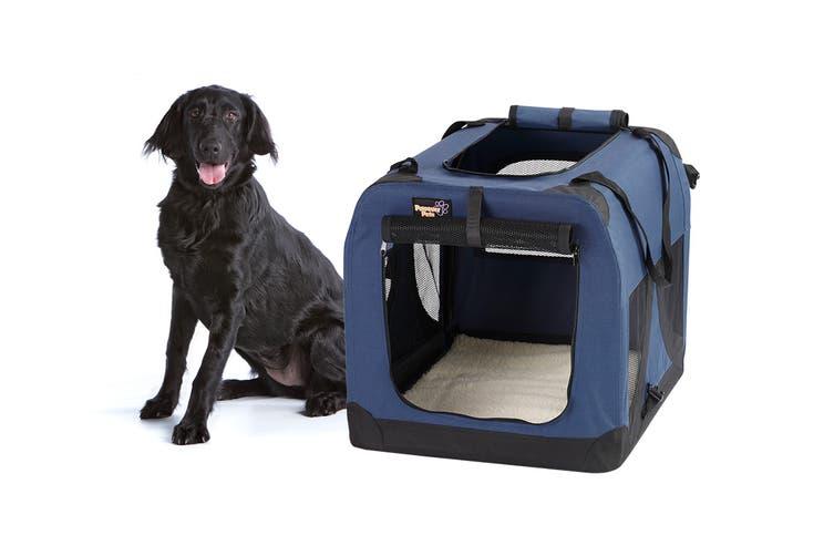Pawever Pets Portable Soft Pet Dog Crate (XXX Large)