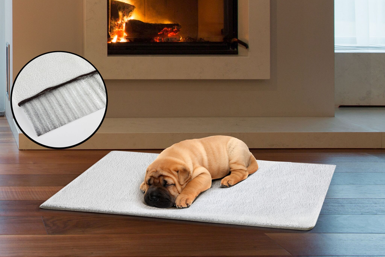 Pawever Pets Self-Heating Pet Mat (2 Pack)