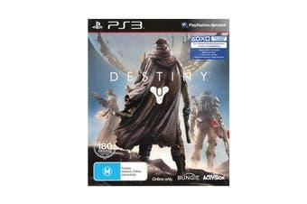Destiny (PlayStation 3)