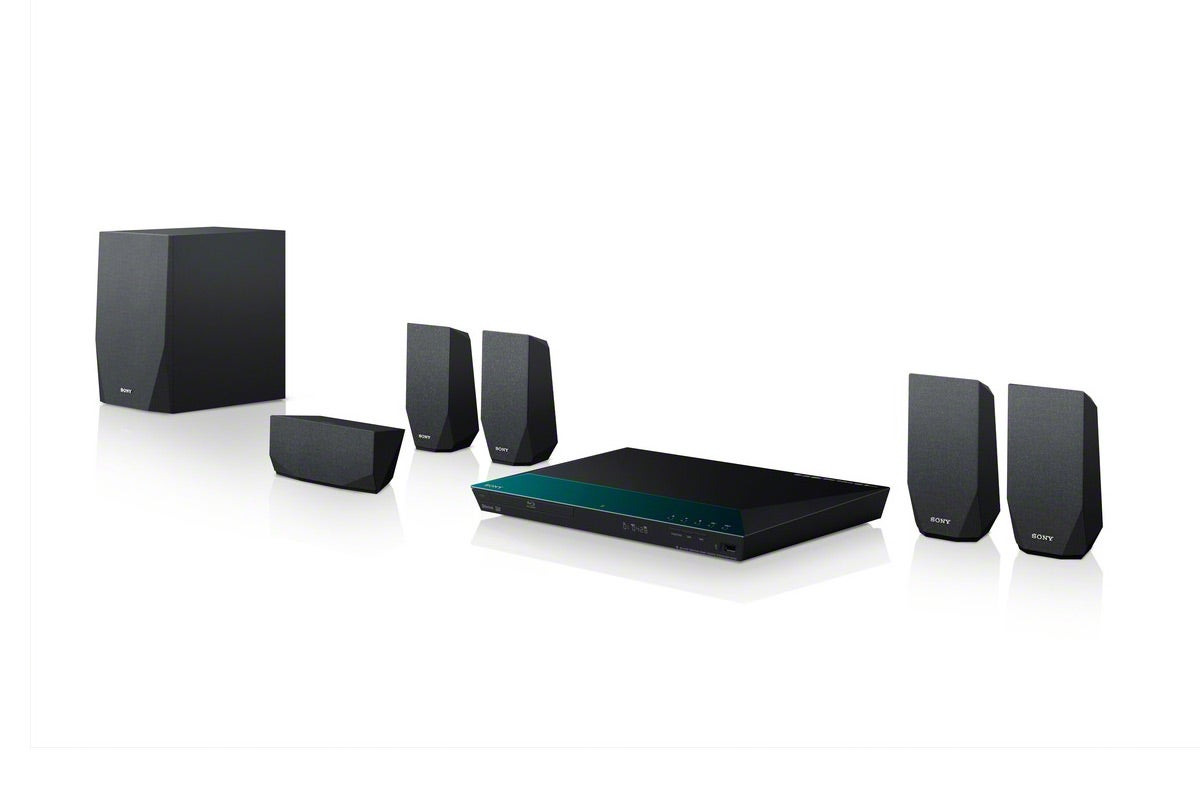 Home Theatre - Sony 5.1 Channel Blu-ray Disc Home Theatre System (BDVE2100)