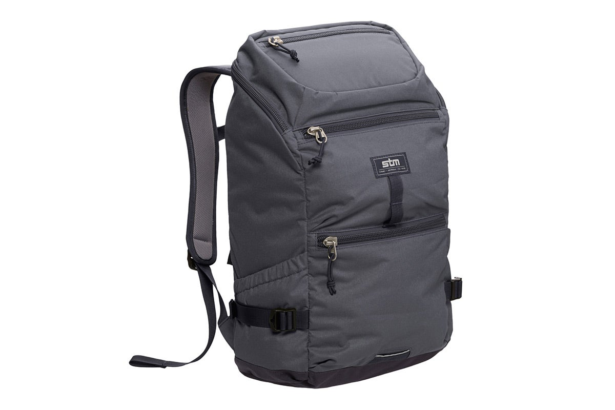 "Bags & Covers - STM Drifter 15"" Laptop Backpack (Graphite)"