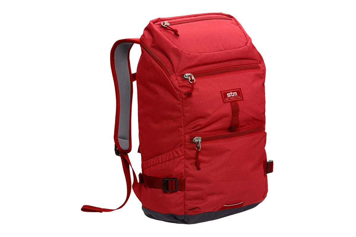 "Bags & Covers - STM Drifter 15"" Laptop Backpack (Red)"