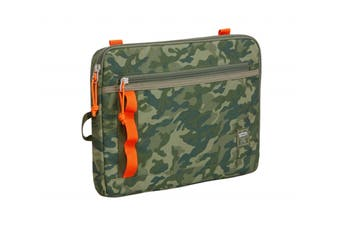 "STM Arc 11"" Laptop Sleeve (Green Camo)"