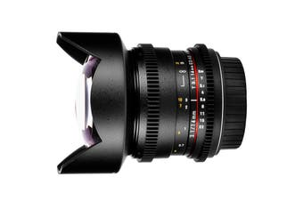 Samyang 14mm T/3.1 ED AS IF UMC Lens (Canon Mount)