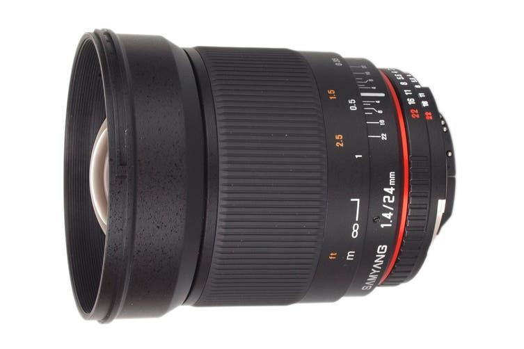 Samyang 24mm f/1.4 ED AS IF UMC (Nikon Mount)