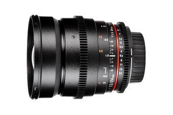 Samyang 24mm T/1.5 ED AS IF UMC Lens (Nikon Mount)