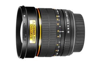 Samyang 85mm f/1.4 AS IF UMC Lens (Nikon Mount)