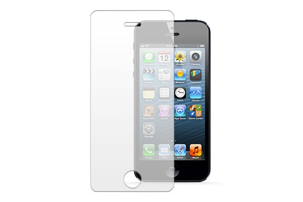 Screen Protectors - Kogan Premium Tempered Glass Screen Protector for iPhone 5/5s