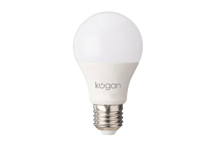 Kogan SmarterHome™ 10W Ambient RGBW Smart Bulb (E27) - 2 Pack
