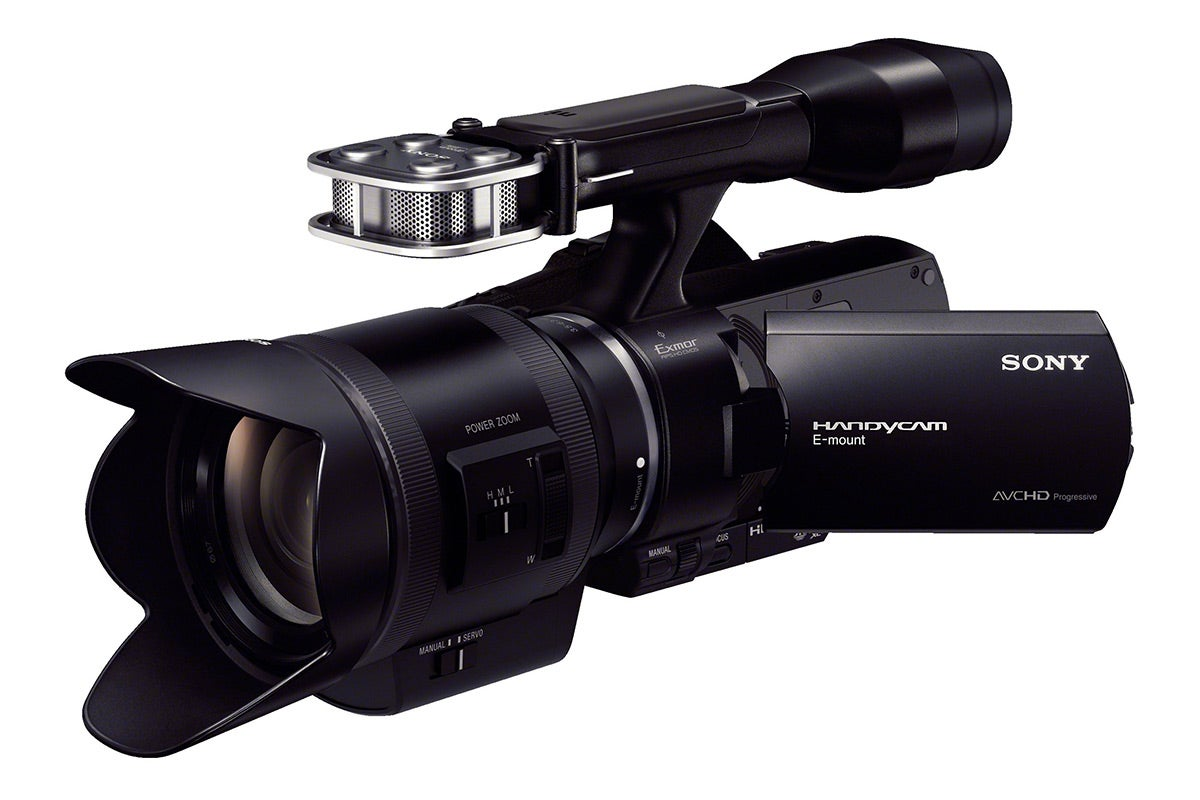 Video Cameras - Sony Nex VG30 Zoom Lens Kit