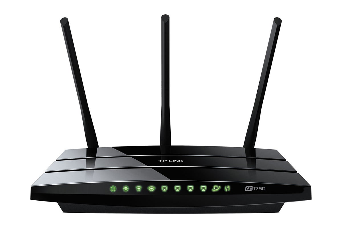 Networking & Wireless - TP-LINK Wireless-Ac Router (TL-ARCHERC7)