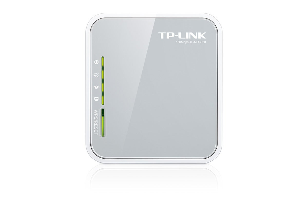 Networking & Wireless - TP-LINK Wireless-N Mini Router (TL-MR3020)