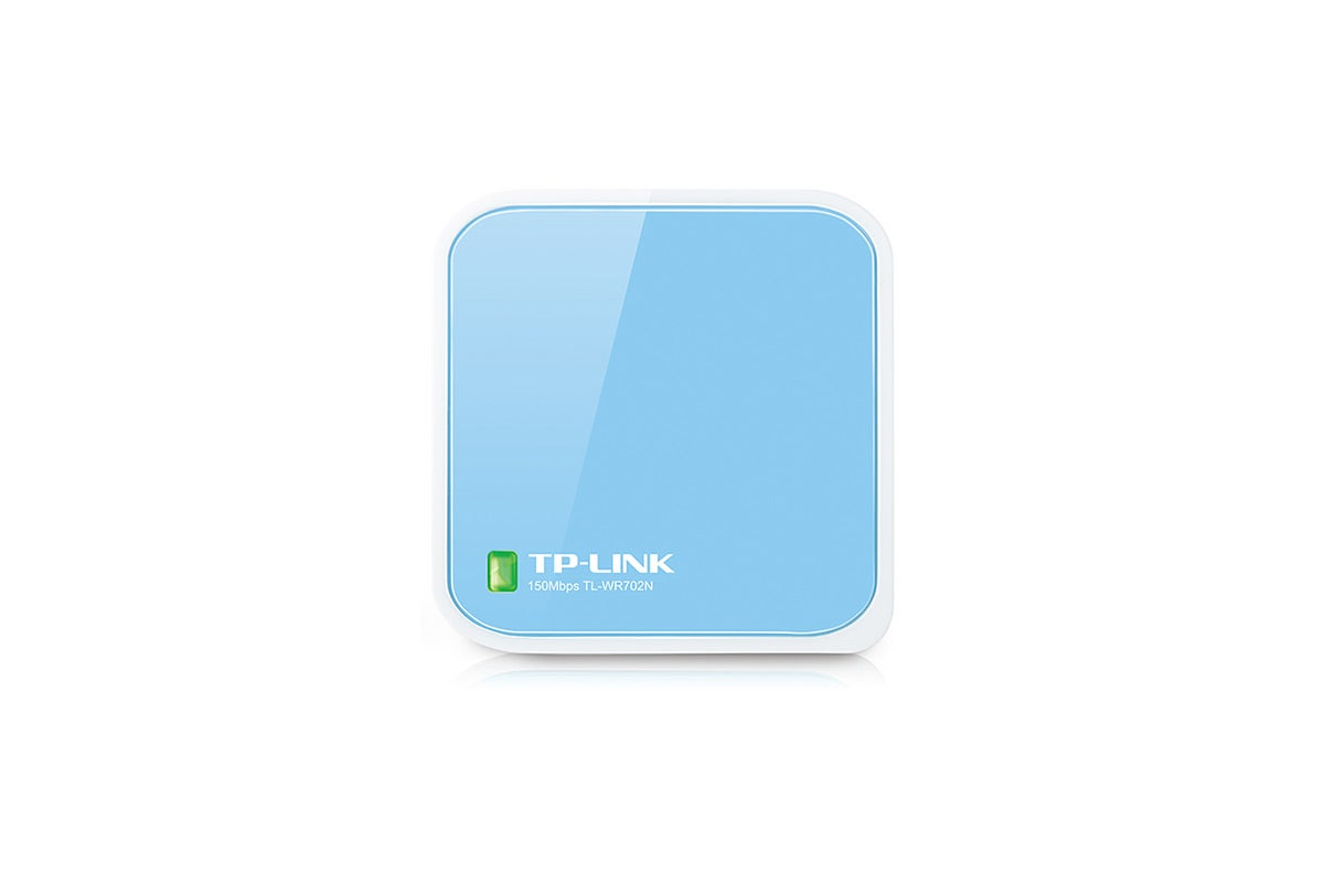 Networking & Wireless - TP-LINK Wireless-N Mini Router (TL-WR702N)