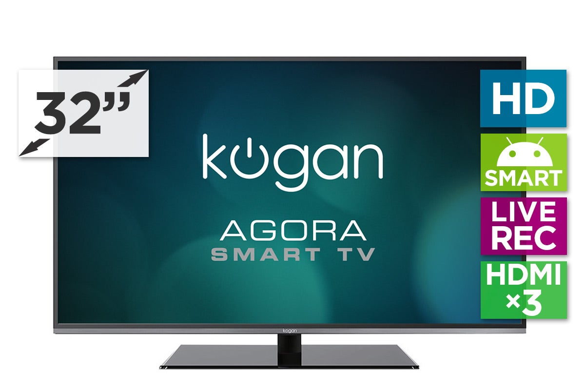 "LED Televisions - Kogan 32"" Agora Smart LED TV (HD)"