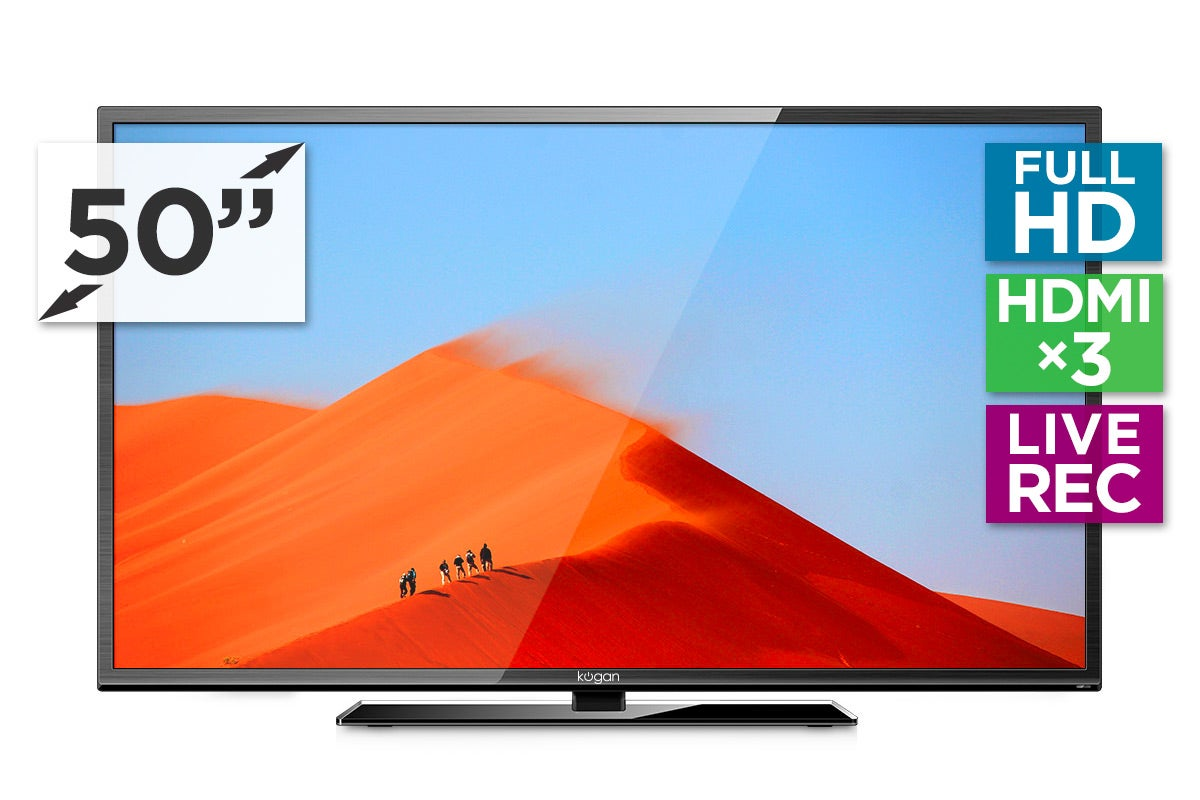 "LED Televisions - Kogan 50"" LED TV (Full HD)"