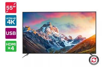 "Kogan 55"" 4K LED TV (Series 8 KU8000) Preowned"