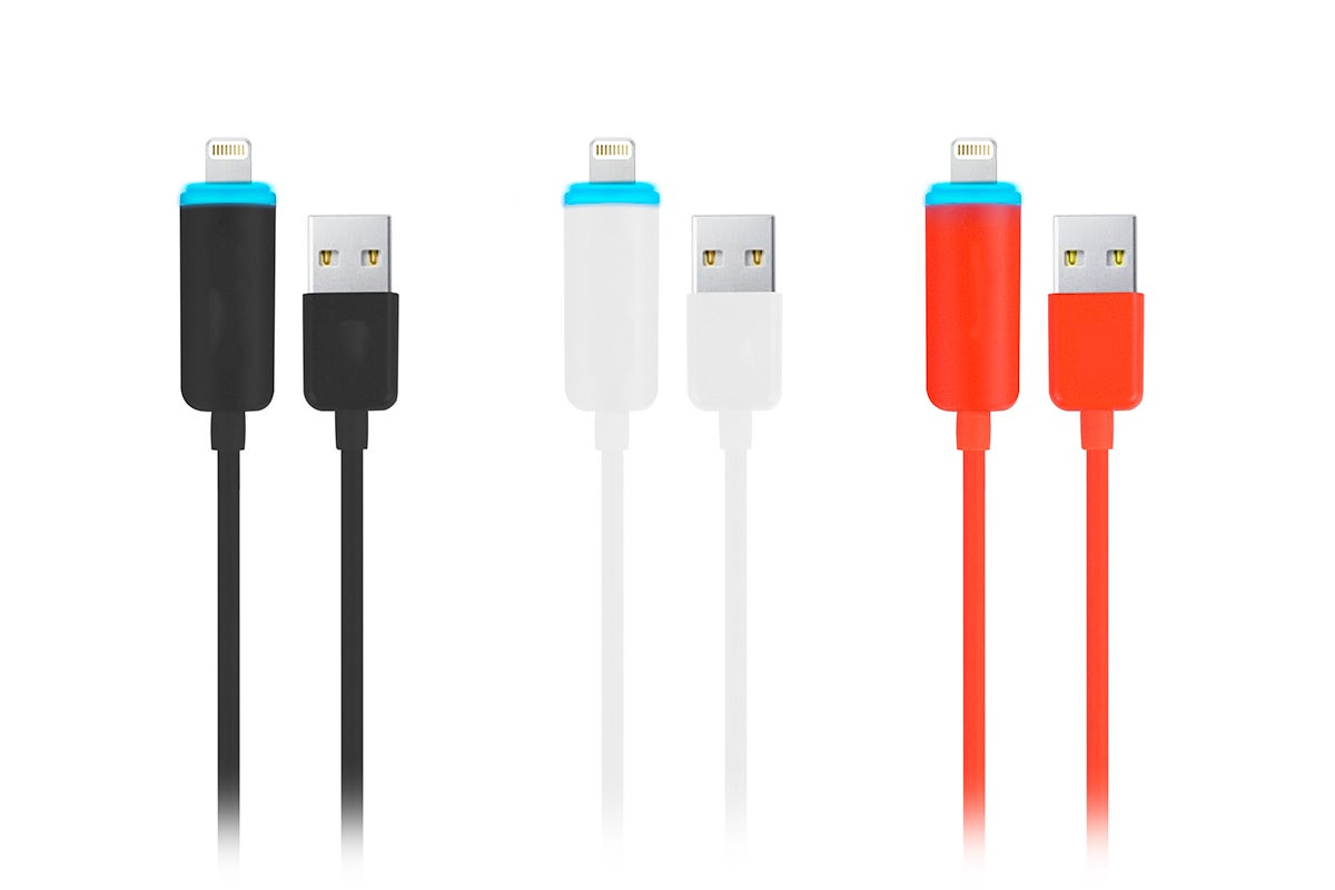 Cables & Adapters - 3 Pack Kogan Lightning to USB Smart Charging Cable