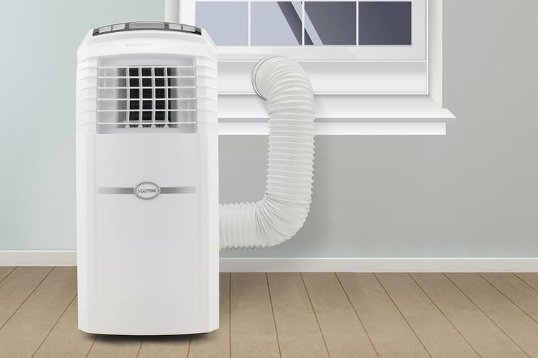 Vostok 5.2kW Portable Heater & Air Conditioner (18,000 BTU, Reverse Cycle)