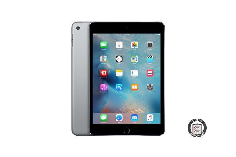 Apple iPad Mini 4 Refurbished (128GB, Cellular, Space Grey) - A Grade