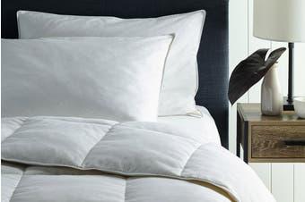 Royal Comfort Goose Summer Quilt 300gsm (Queen)