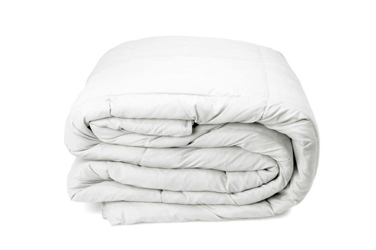 Royal Comfort Goose Summer Quilt 300gsm (King)