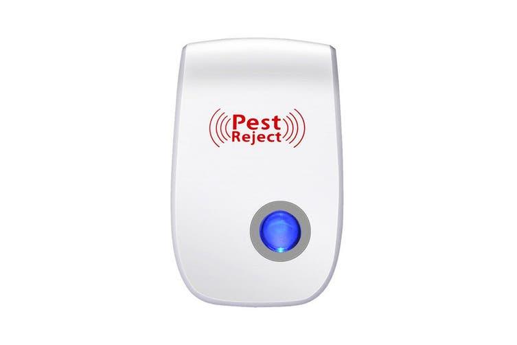 Ultrasonic Pest Repeller - Black and White