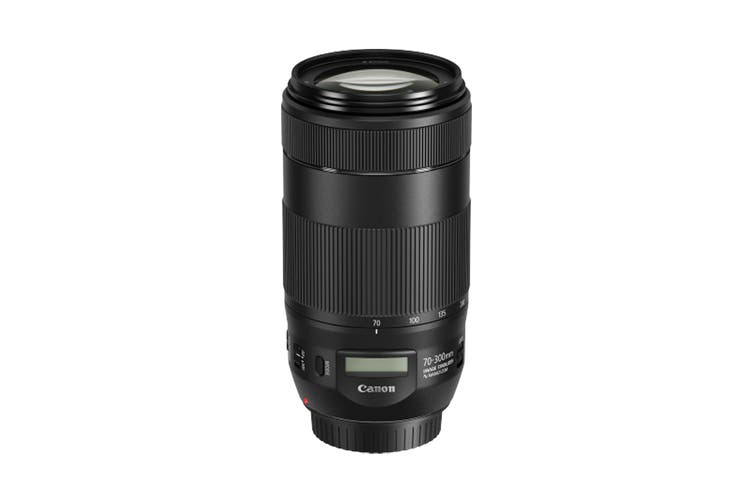 Canon EF70-300mm f/4-5.6 IS II USM Lens (EF70-300ISII)