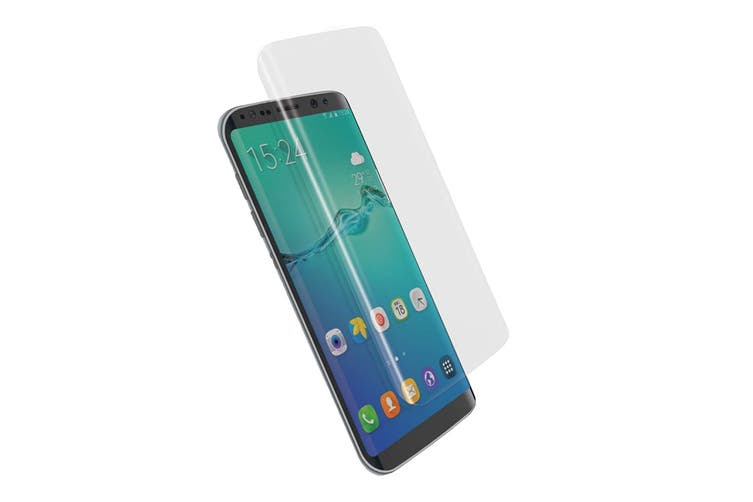 Cygnett FlexiCurve Screen Protector for Samsung Galaxy S8 Plus
