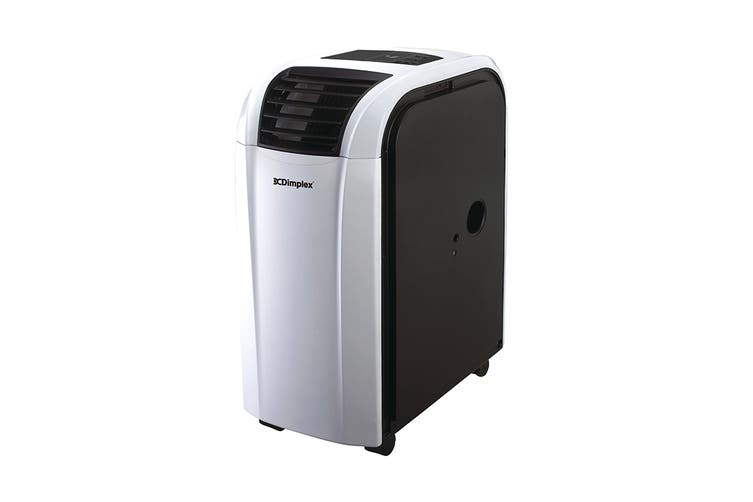 Dimplex 3.5kW 12,000 BTU Reverse Cycle Portable Heater & Air Conditioner w/Dehumidifier (DC12RCBW)