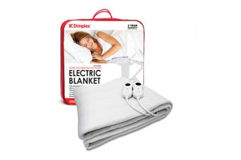 Dimplex Fitted Pillow Top Quilt Electric Blanket - Queen (DHEBPTQ)