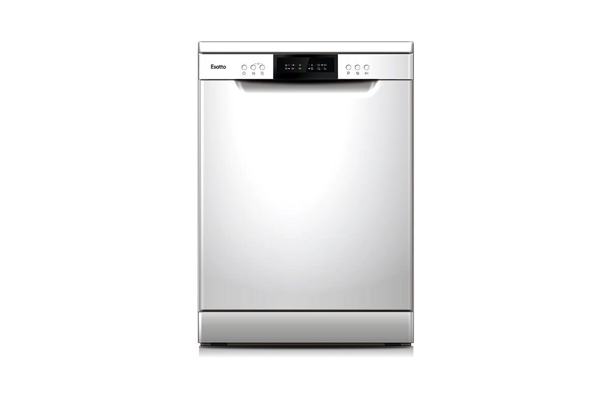 Esatto 60cm Freestanding Dishwasher - White