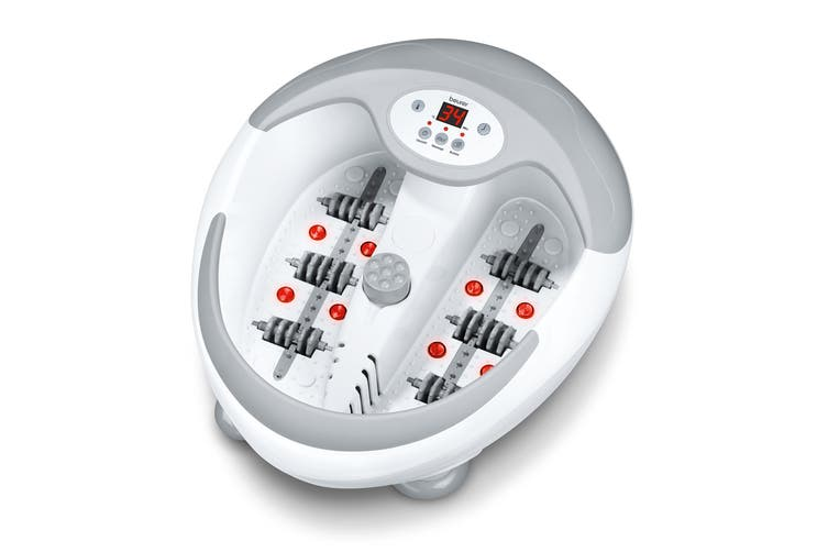 Beurer Deluxe Foot Bubble Spa with Motorised Attachments (FB50)