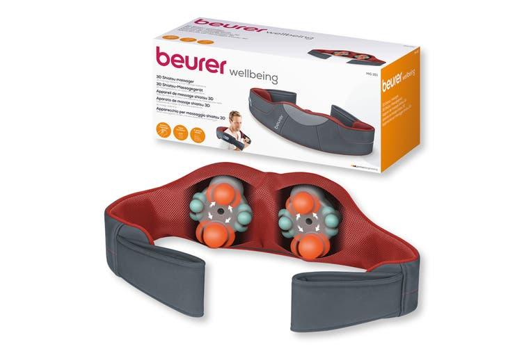 Beurer Deluxe 3D Shiatsu Back & Neck Massager (MG151)