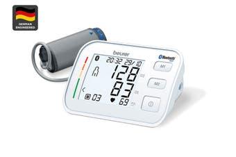 Beurer Bluetooth Upper Arm Blood Pressure Monitor (BM57)