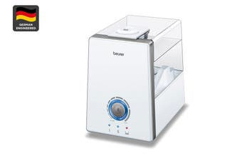 Beurer Hot/Cold Air Humidifier - White (LB88)