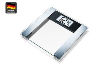 Sanitas Digital Glass Body Fat Bathroom Scale (SBG17)