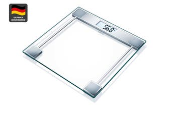 Sanitas Digital Glass Bathroom Scale (SGS06)