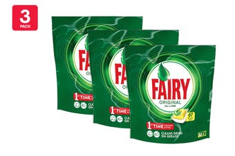 Fairy Dishwashing Tablets All In One - Lemon (201 Pack)