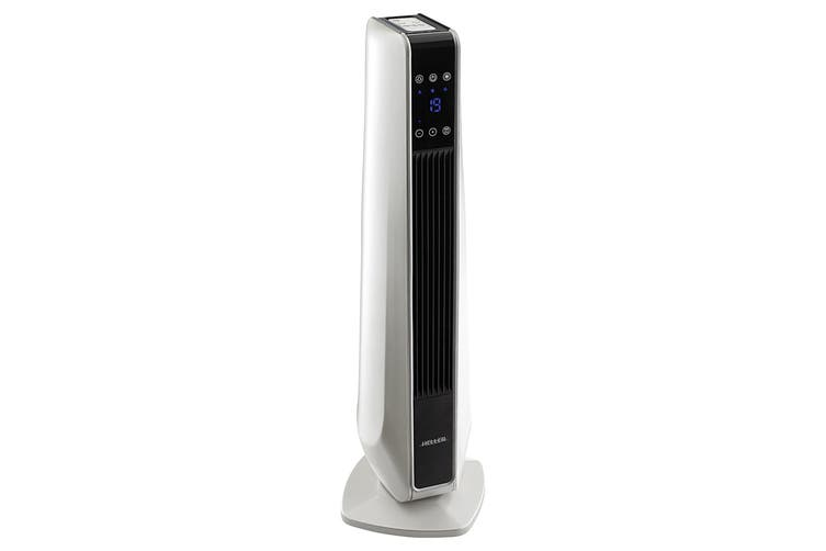 Heller 2400W Ceramic Oscillating Tower Heater with Remote (CTH5162)
