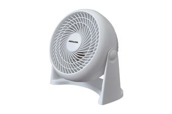 Heller 23cm Wall-Mountable Circulator High Velocity Fan (HCF23)
