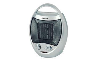 Heller 1500W Ceramic Oscillating Fan Heater (HCFH1577B)
