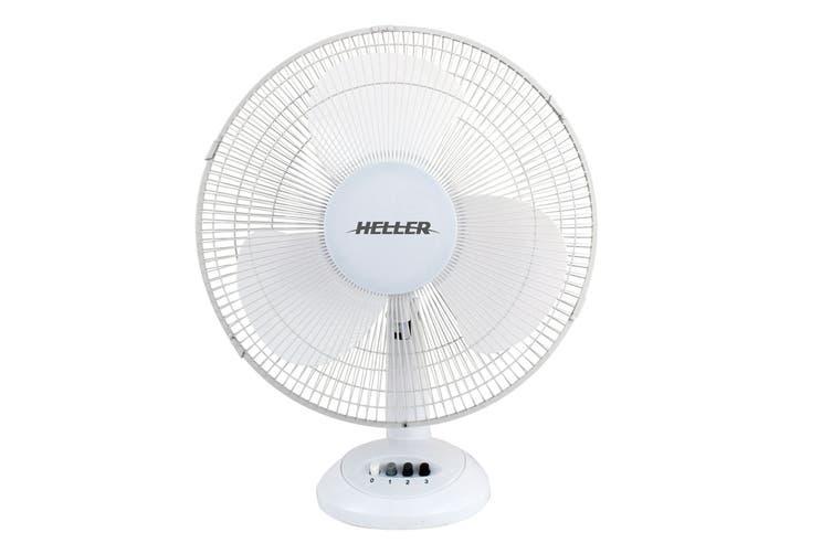 Dick Smith Heller 30cm Desk Fan Hhdf30s Fans