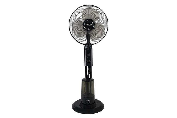 Heller 40cm Misting Fan with Remote (HMIST40R)