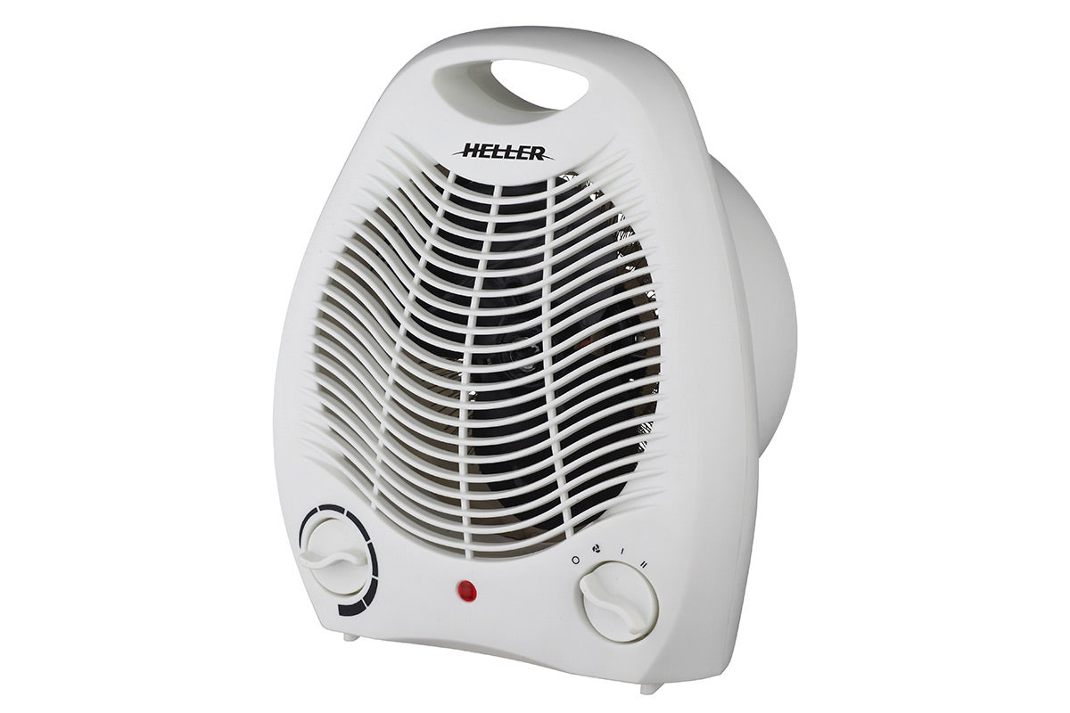 Heller 2000W Upright Fan Heater  HUF6 Compare Fan Electric Heaters   Save Energy Save Money. Heller 2000w Ceramic Electric Wall Heater Bathroom. Home Design Ideas