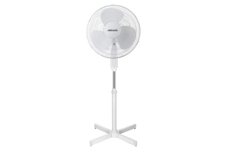 Heller 40cm Basic Pedestal Fan (PF40)