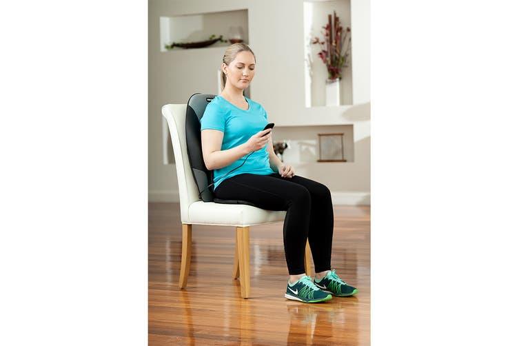 HoMedics Dual Shiatsu Massage Cushion with Heat (MCS365HAU)