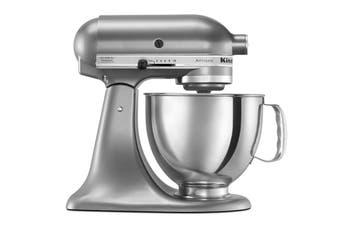 KitchenAid KSM150 Artisan Stand Mixer - Contour Silver (5KSM150PSACU)