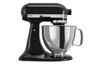 KitchenAid KSM150 Artisan Stand Mixer - Onyx Black (5KSM150PSAOB)
